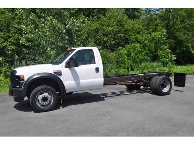 2008 Ford Super Duty F-450 Chassis Power Stroke Turbo Diesel | 993799