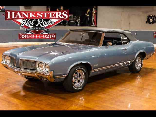 1970 Oldsmobile Cutlass Supreme | 990380