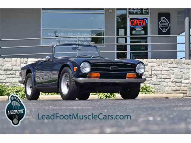 1971 Triumph TR6 | 993802