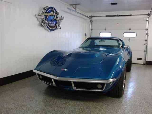 1968 Chevrolet Corvette   993804