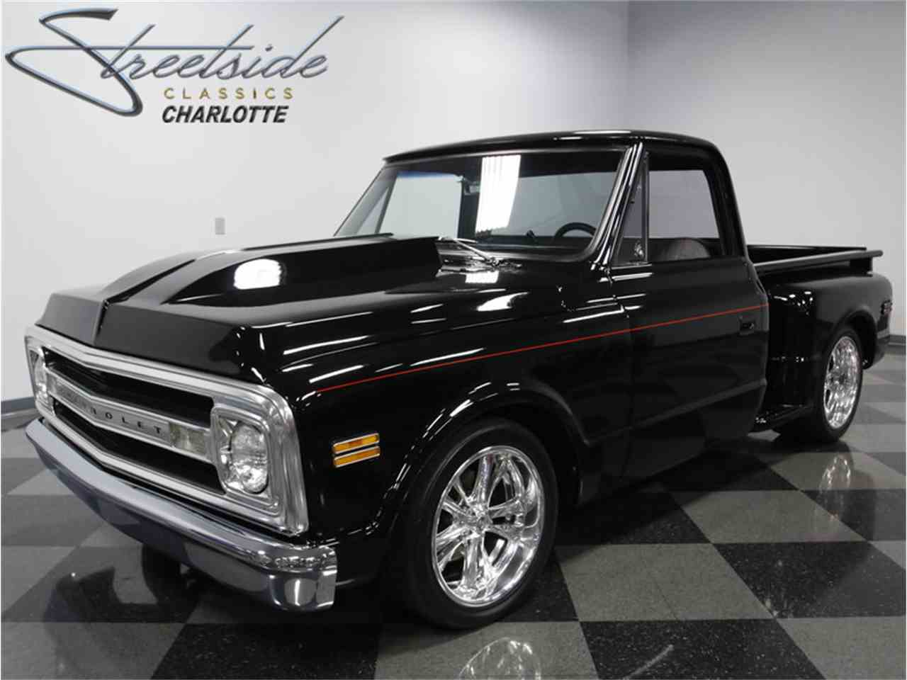All Chevy 1969 chevy c10 for sale : 1969 Chevrolet C10 Supercharged for Sale | ClassicCars.com | CC-993805