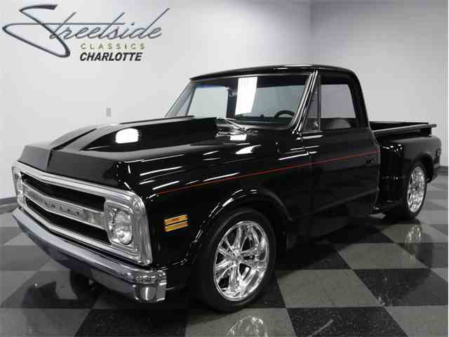 1969 Chevrolet C10 Supercharged