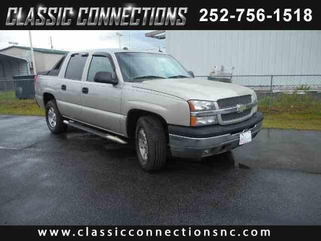 2004 Chevrolet Avalanche | 993807