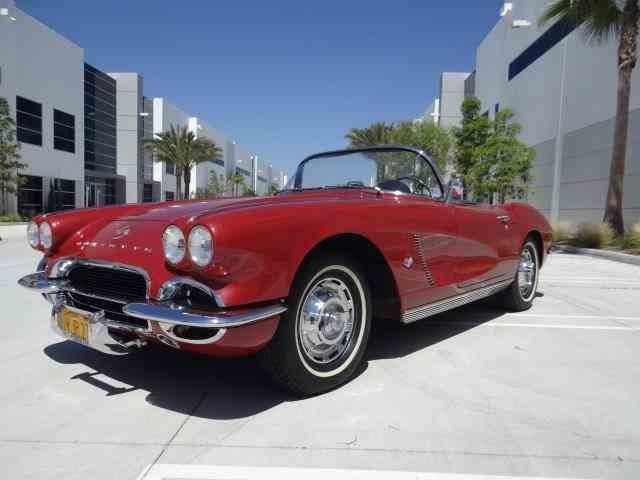 1962 Chevrolet Corvette | 993809