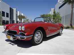 1962 Chevrolet Corvette for Sale - CC-993809