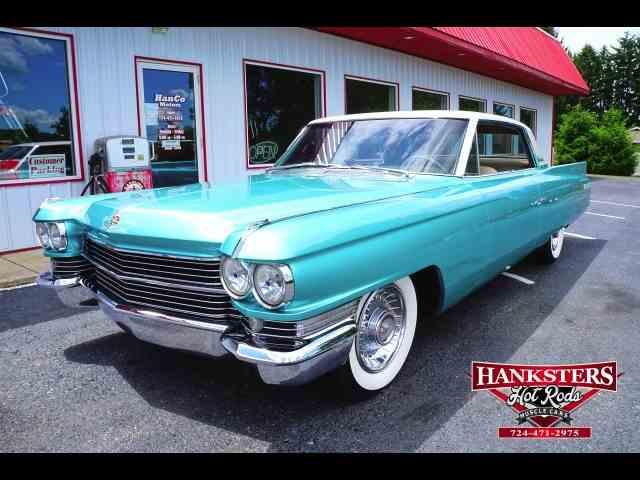 1963 Cadillac Series 62 | 990381