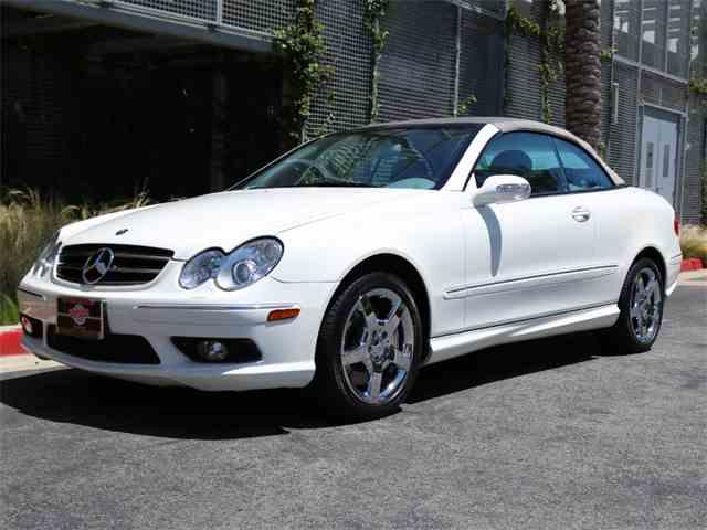 2005 Mercedes-Benz CLK-Class | 993814
