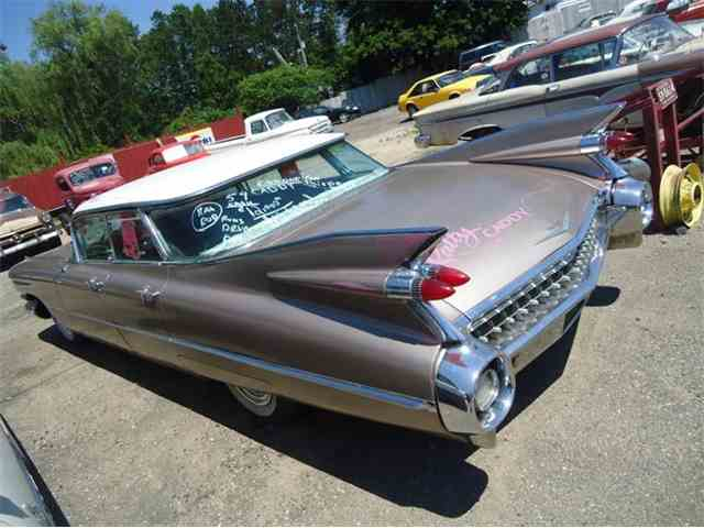 1959 Cadillac Fleetwood | 993819