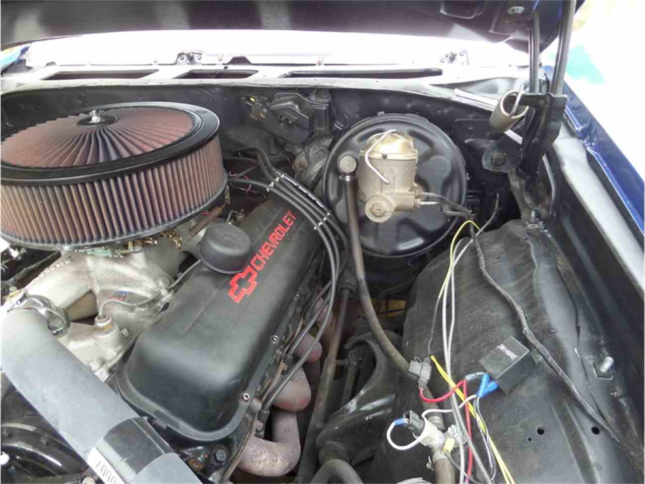 Chevelle blue metallic paint car pictures car canyon - Classic Car Inspections By Classic Car Experts
