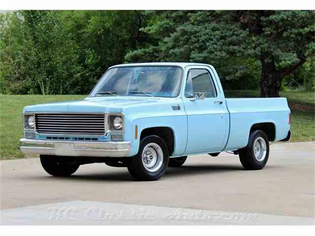 1977 Chevrolet C10 Heavy Chevy Half ton HD  -  Like New! | 993822