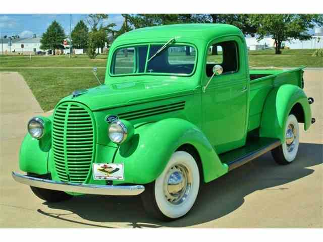 1938 Ford Pickup Flat Head V8 Frame Off Restored | 993823