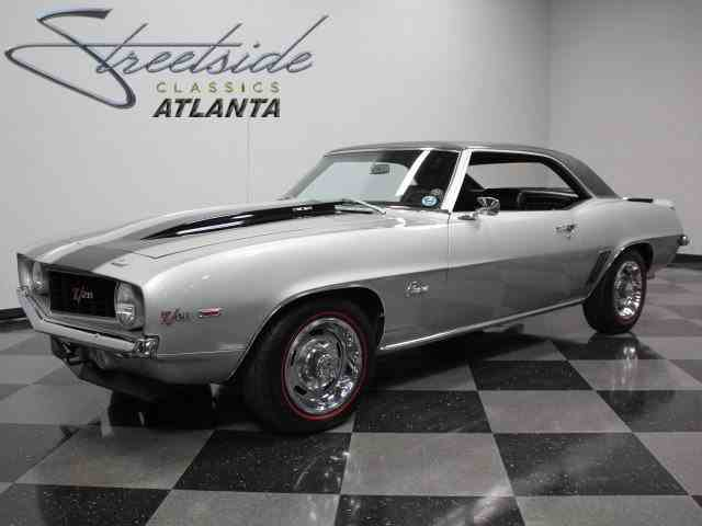 1968 to 1970 Chevrolet Camaro Z28 for Sale on ClassicCarscom  51