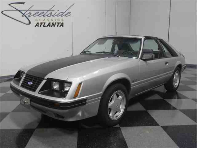 1984 Ford Mustang | 993826