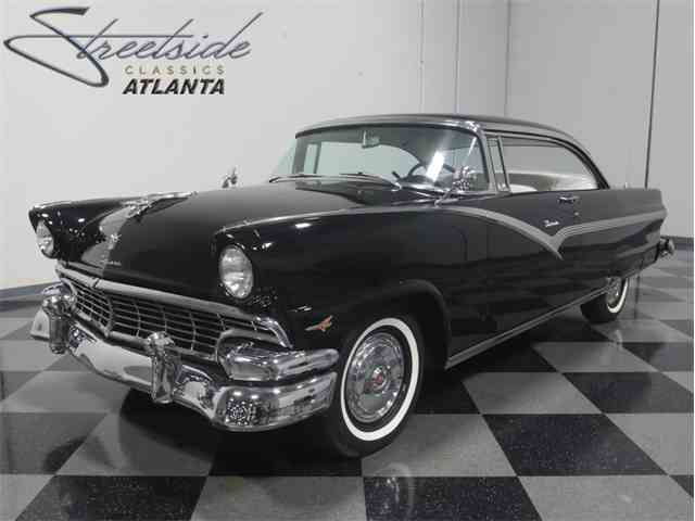 Picture of Classic '56 Ford Fairlane Victoria - $39,995.00 Offered by Streetside Classics - Atlanta - LAUC