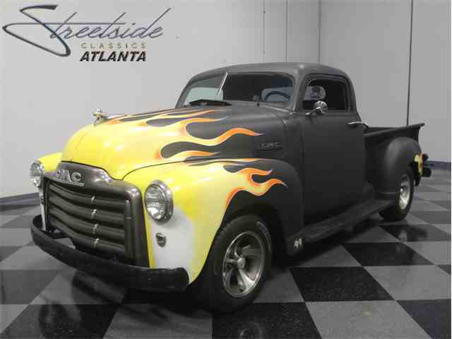 1951 Gmc 3100 Rat Rod | 993832