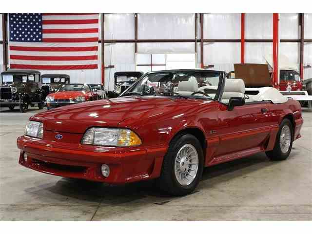 1988 Ford Mustang | 993845