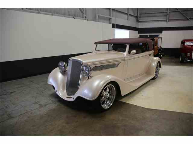 1934 Chevrolet Old Chicago | 993850