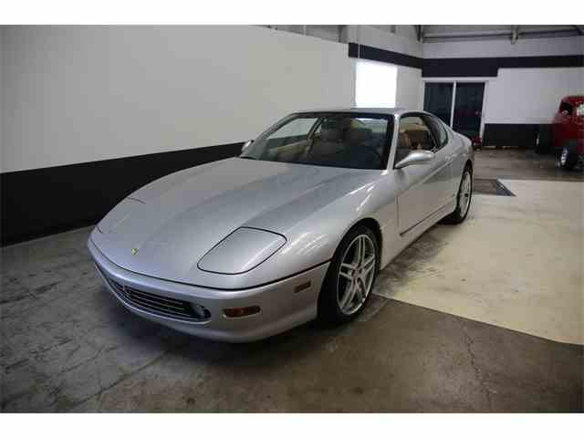 2000 Ferrari 456 | 993855