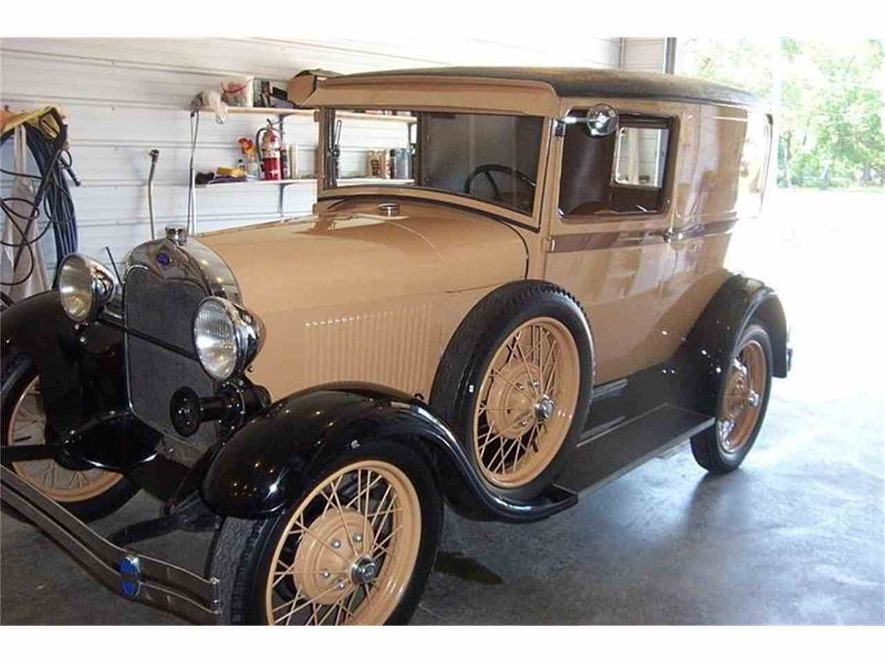 Large Picture of '28 Model A - LAV4