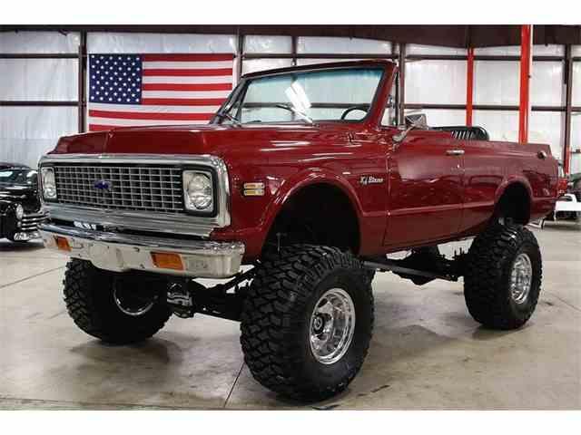 1972 Chevrolet Blazer | 993857
