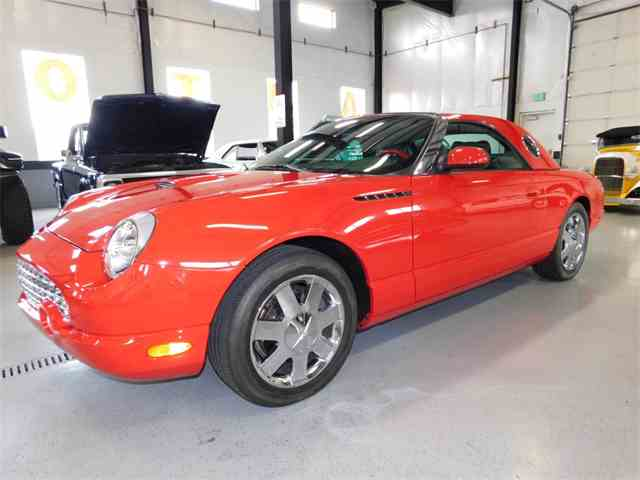 2002 Ford Thunderbird | 993859