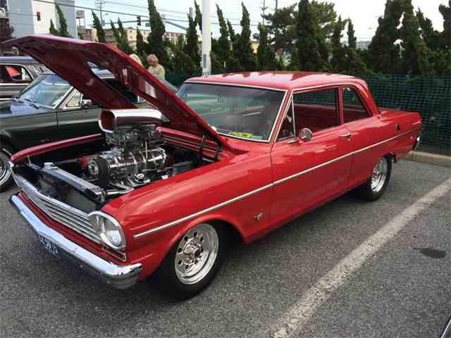 1963 Chevrolet Nova | 993860