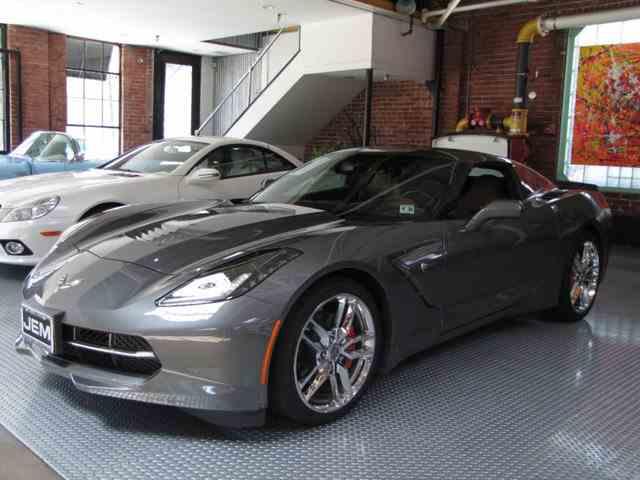 2015 Chevrolet Corvette | 993862