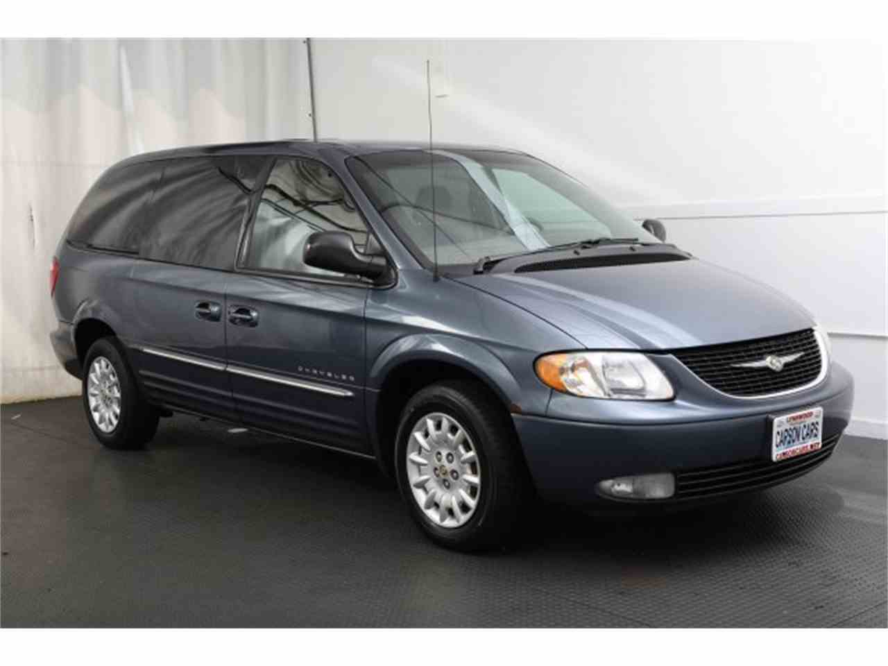 2001 Chrysler Town & Country for Sale - CC-993865