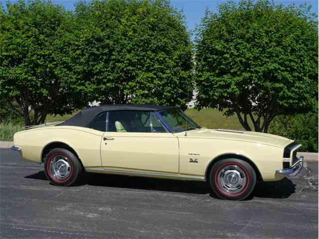 1967 Chevrolet Camaro SS Convertible | 993877