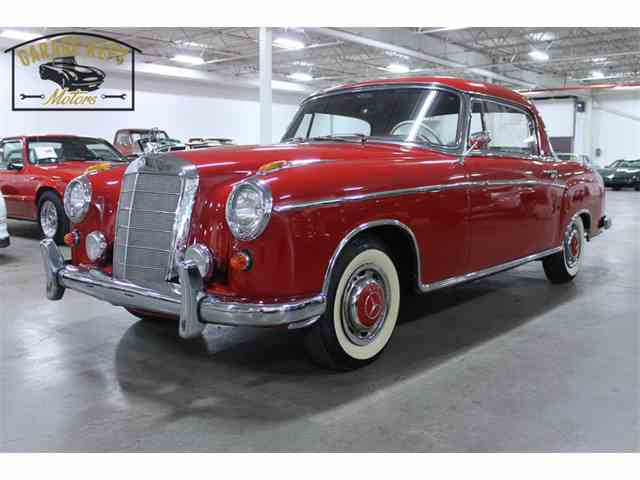 Classic mercedes benz 220 for sale on 7 for Buy old mercedes benz