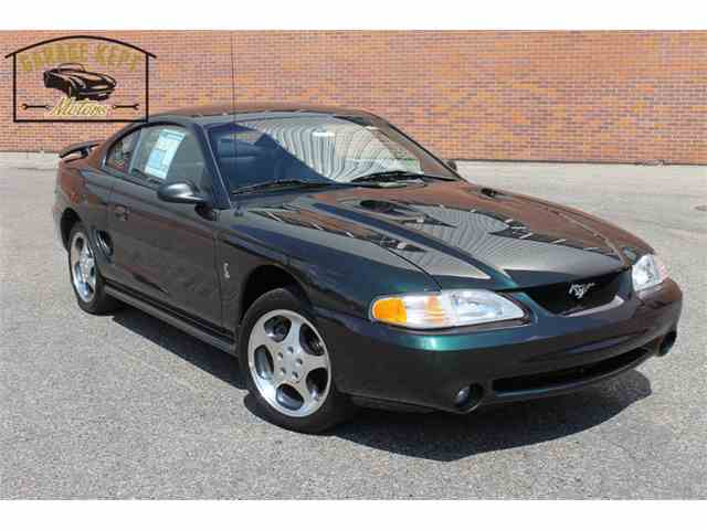 1996 Ford Mustang | 993881