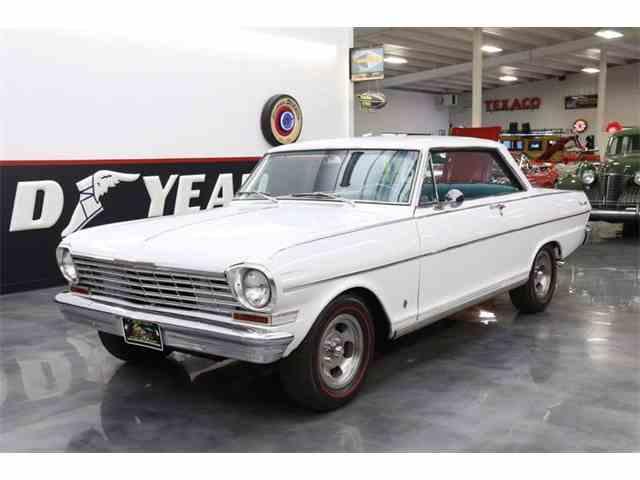 1963 Chevrolet Nova | 993883