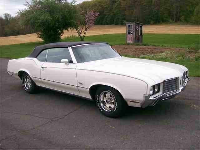 1972 Oldsmobile Cutlass Supreme Convertible | 993885