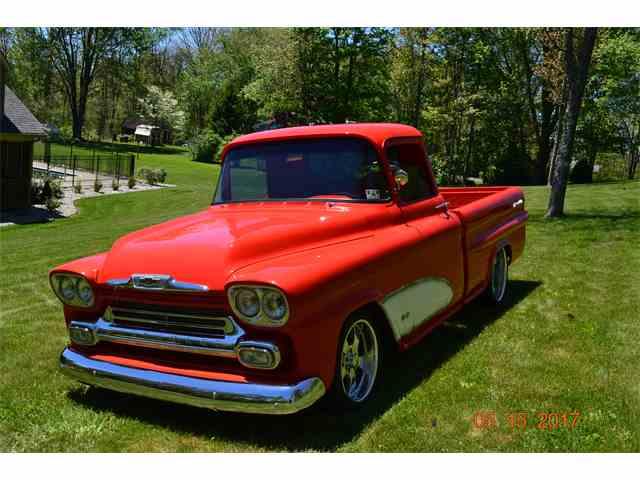 1958 Chevrolet Apache | 993886