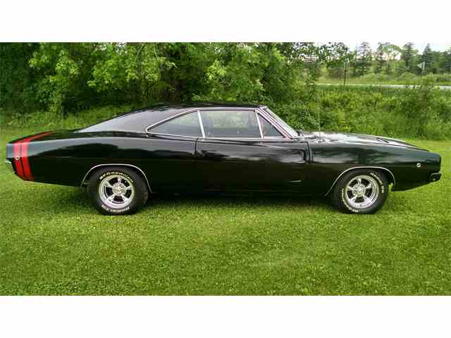 1968 Dodge Charger R/T   993888