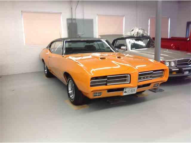 1969 Pontiac GTO | 993891
