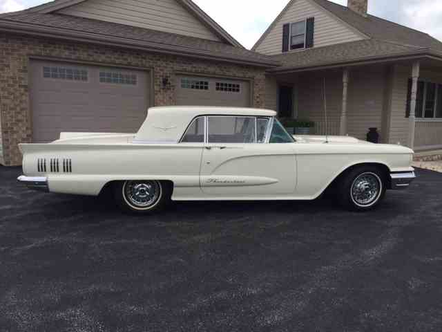 1960 Ford Thunderbird | 993892