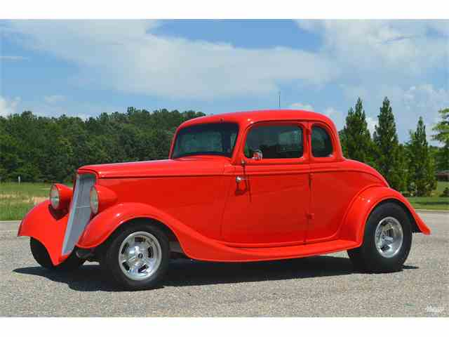 1933 Ford Custom Streetrod | 993894