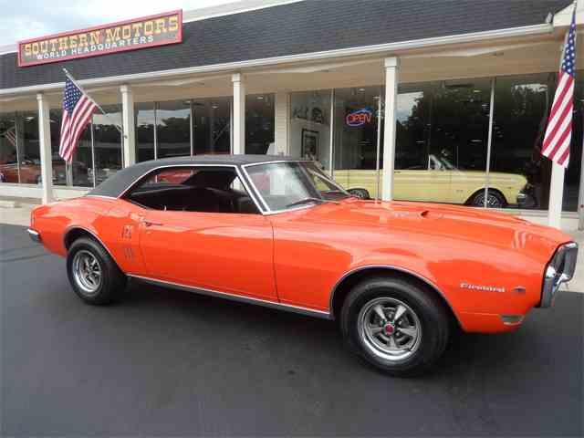 1968 Pontiac Firebird | 993899