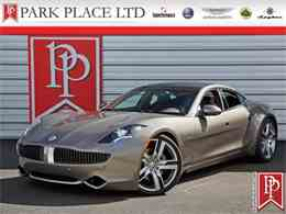 2012 Fisker Karma for Sale - CC-990039