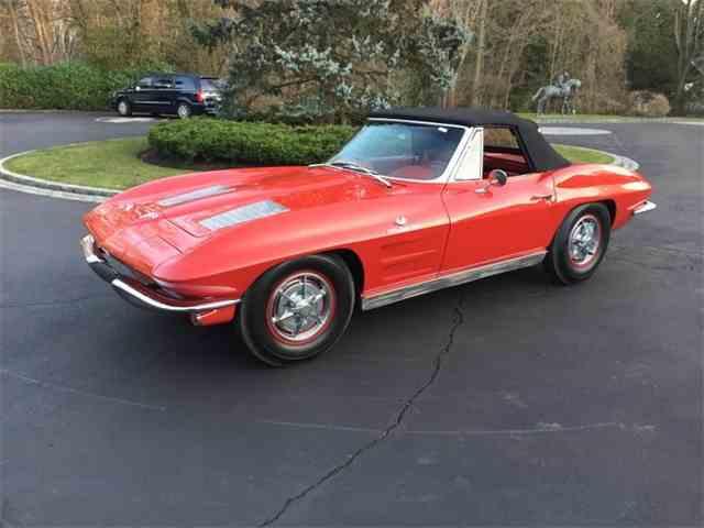 1963 Chevrolet Corvette | 993900