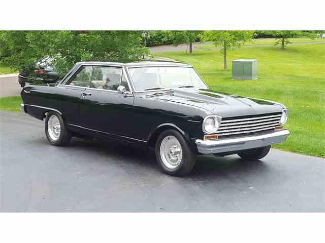 1963 Chevrolet Nova   993901