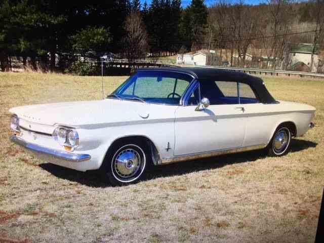 1964 Chevrolet Corvair Monza | 993902