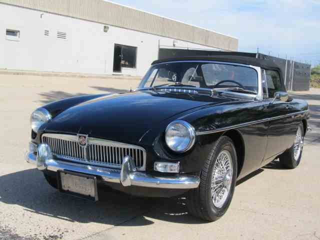 1966 MG MGB | 993905