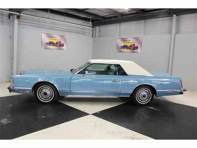1978 Lincoln Continental Mark V | 993910