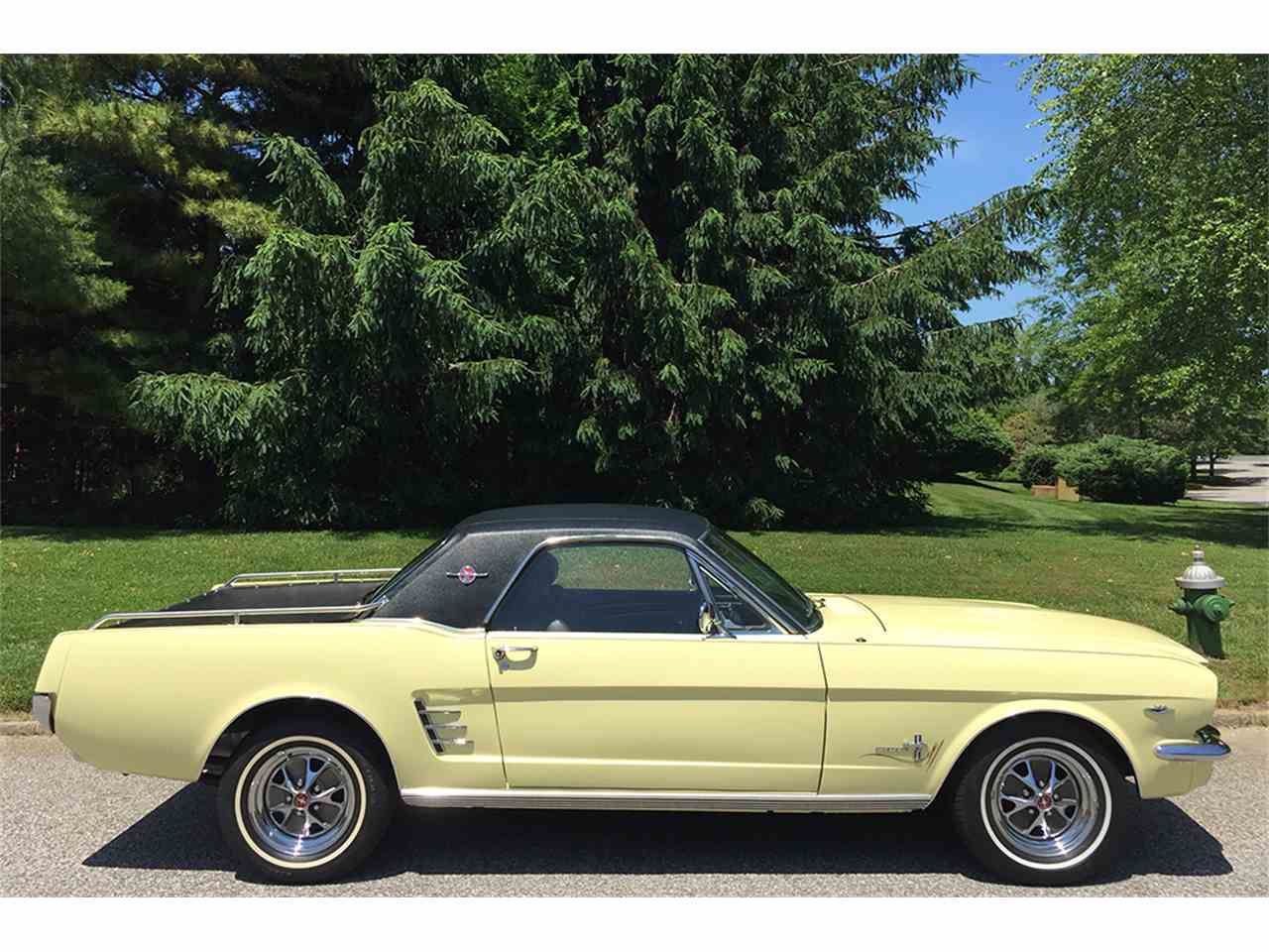 1966 Ford Mustang Ranchero For Sale Classiccars Com Cc