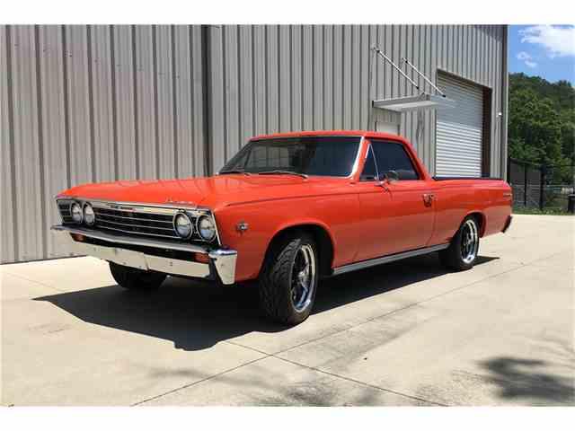 1967 Chevrolet El Camino | 990392
