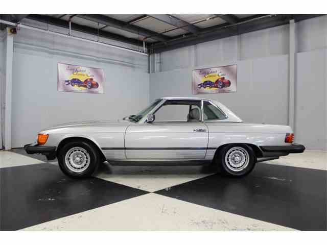 1982 Mercedes-Benz 380SL | 993923