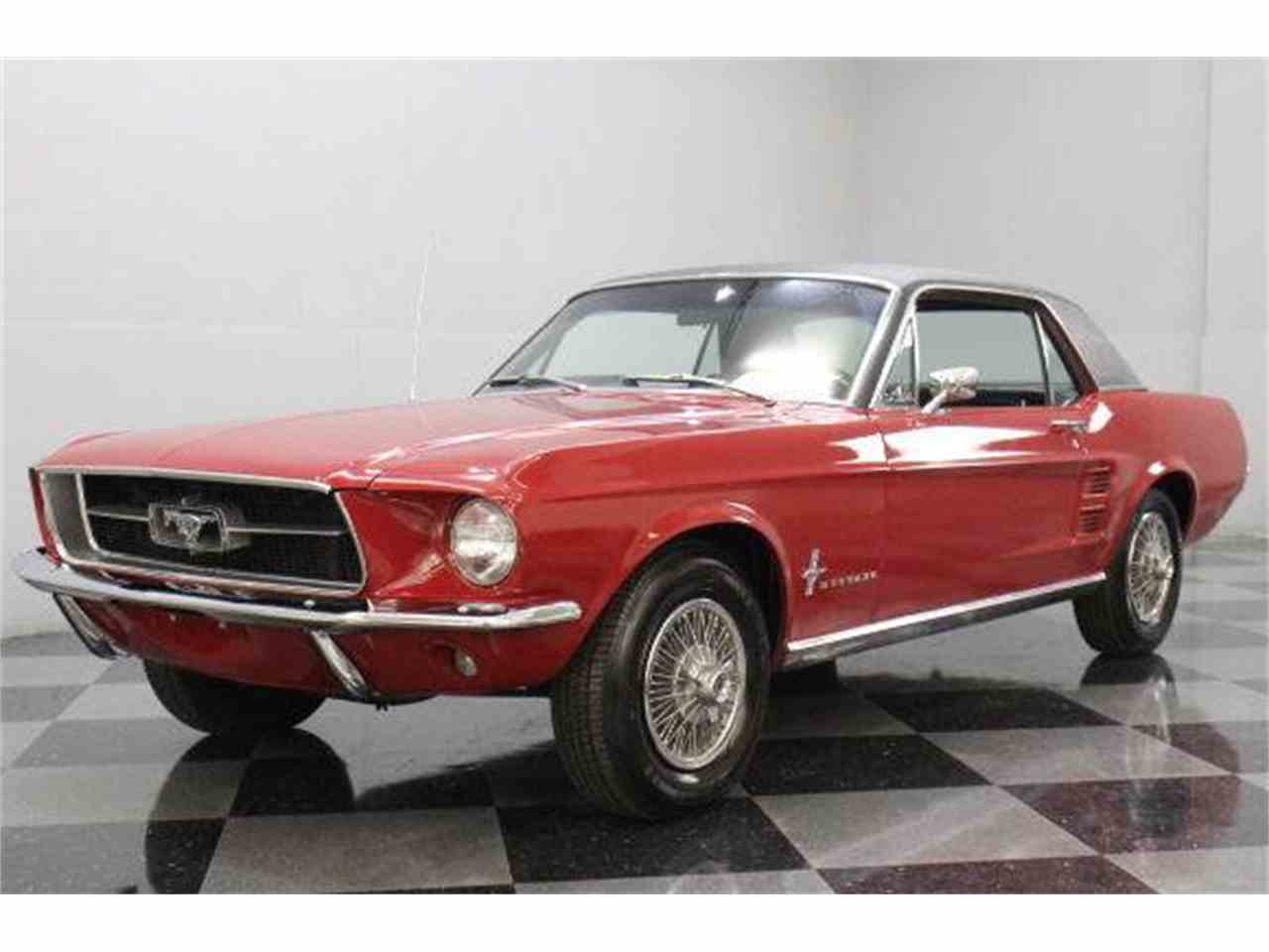 1967 mustang ford