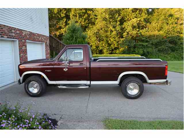 1984 Ford F150 | 993929